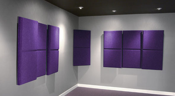 Acoustic Sound Absorption