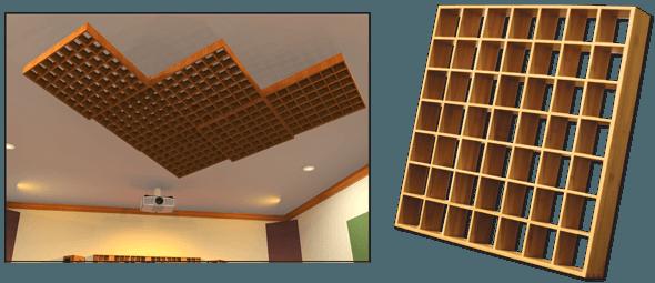 Auralex WaveLens Diffusor