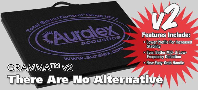 Auralex GRAMMA Alternative